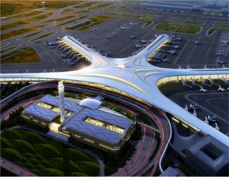 胶州国际机场