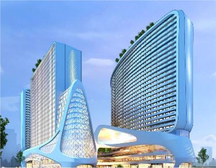 郑州百悦万达广场